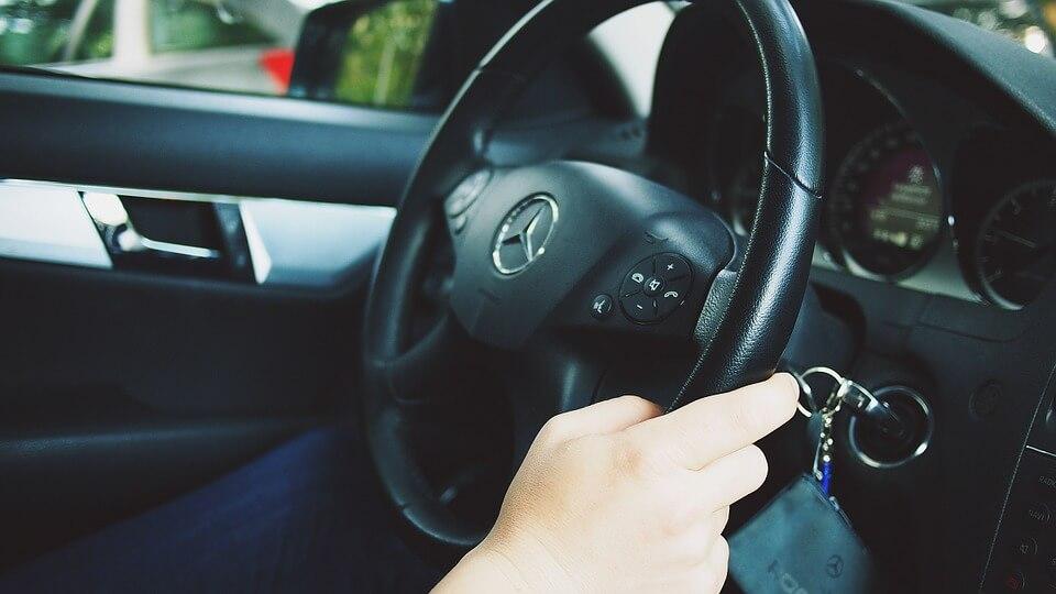 car driver in manila